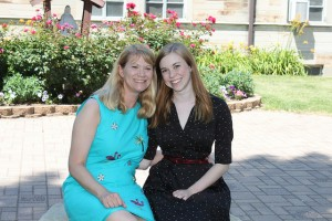 Mother-Daughter Side-By-Side Therapeutic Massage