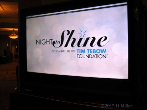 Tim Tebow and Liquid Church Present Night To Shine At The Bridgewater Ballroom in New Jersey