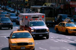Kristian Mollenborg FDNY - Ambulance