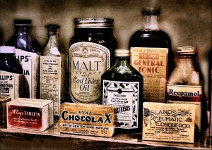 Wayne S. Grazio Old Medicine