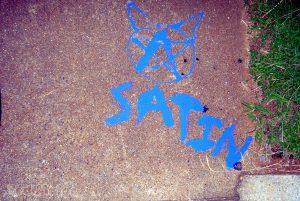 """""""Satanism FAIL"""" Image Credit: Ted Majo"""