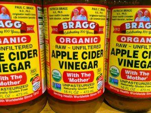 Aple Cider Vinegar image credit: jeepersmedia Improved at NJMAssages.com/articles