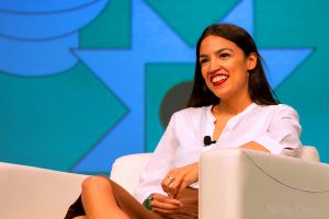 nrkbeta Alexandria Ocasio-Cortez @ SXSW 2019 New York Rep. Alexandria Ocasio-Cortez Image Credit: Ståle Grut / NRKbeta