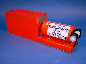 Black Box Flight Recorder. Image Credit: Wikipedia Flight Recorder Entry License by CC 2.0
